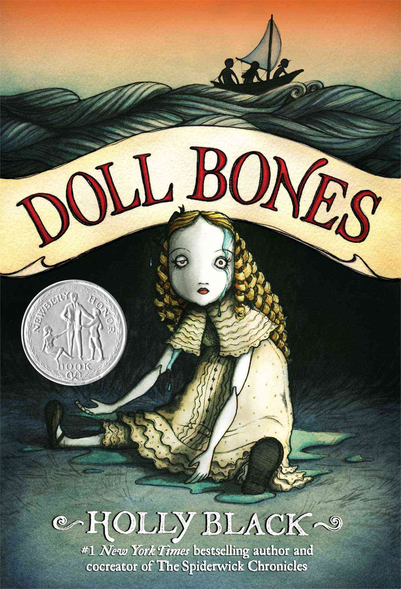 Doll Bones (Hardcover)
