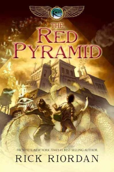 The Red Pyramid (Hardcover)