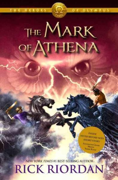 The Mark of Athena (Paperback)