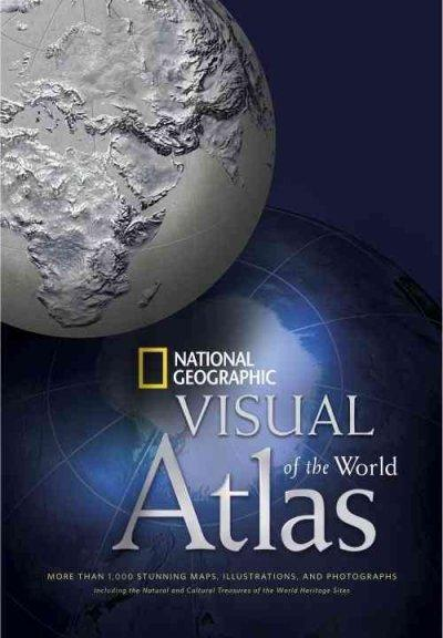 National Geographic Visual Atlas of the World (Hardcover)