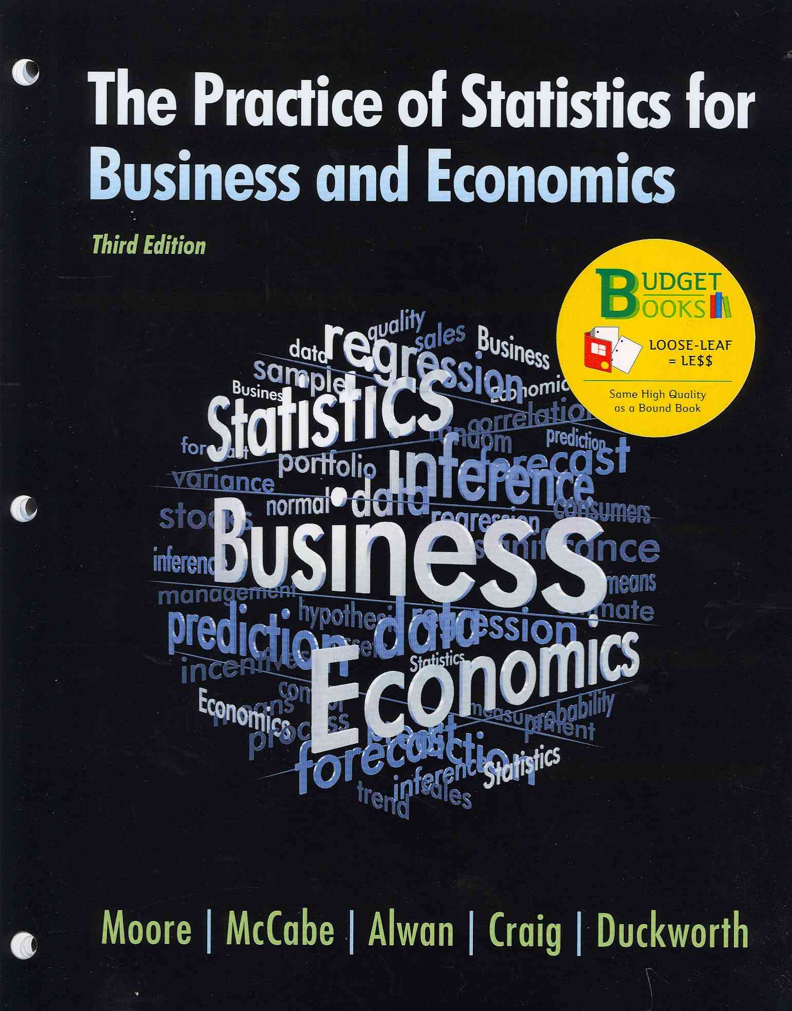 The Practice of Statistics Business and Economics