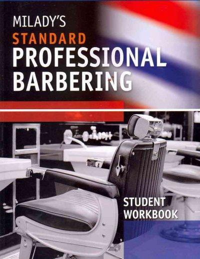 Milady's Standard Professional Barbering (Paperback)