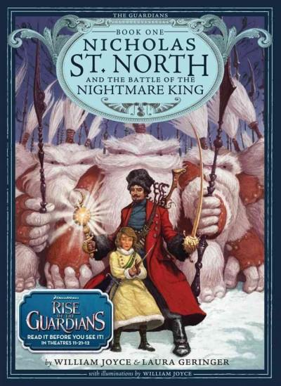 Nicholas St. North and the Battle of the Nightmare King (Hardcover)