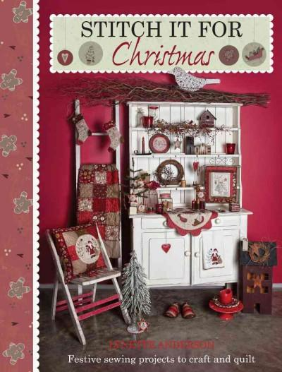 Stitch It for Christmas (Paperback)