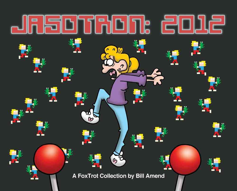 Jasotron 2012: A Foxtrot Collection (Paperback)