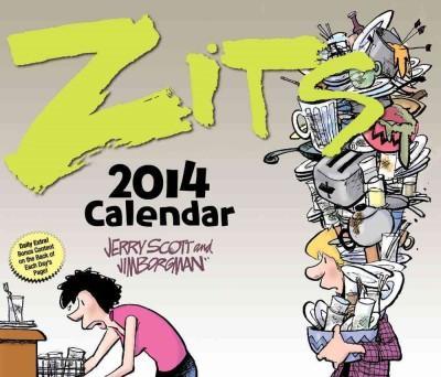 Zits 2014 Calendar (Calendar)