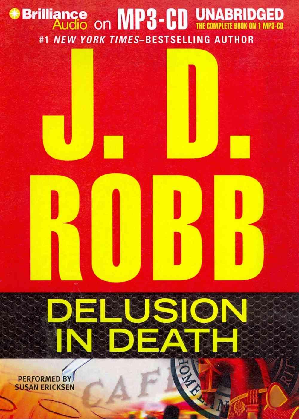 Delusion in Death (CD-Audio)