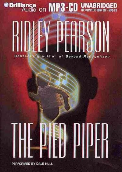 The Pied Piper (CD-Audio)