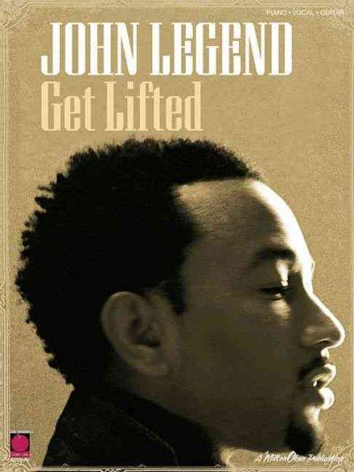 John Legend: Get Lifted (Paperback)