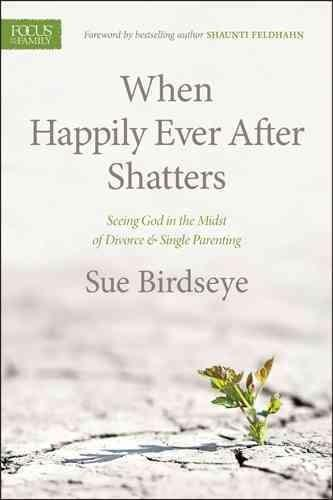 When Happily Ever After Shatters: Seeing God in the Midst of Divorce & Single Parenting (Paperback)