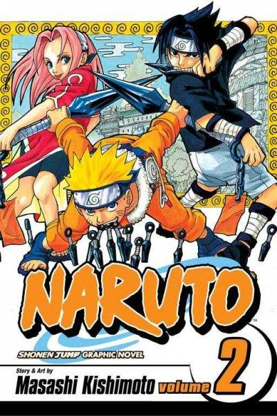 Naruto 2: The Worst Client (Paperback)