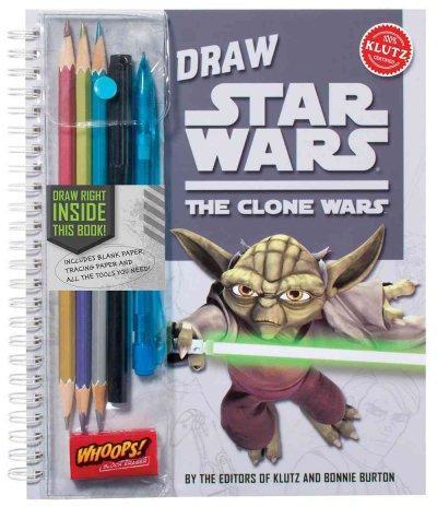 Draw Star Wars: The Clone Wars