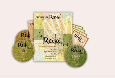 The Reiki Touch: complete home learning system (Hardcover)