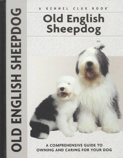 Old English Sheepdog (Hardcover)