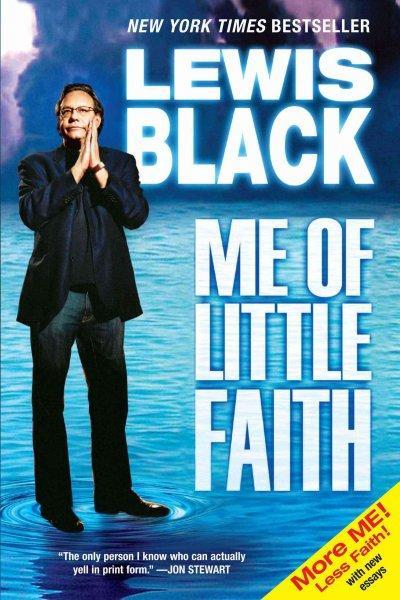 Me of Little Faith (Paperback)