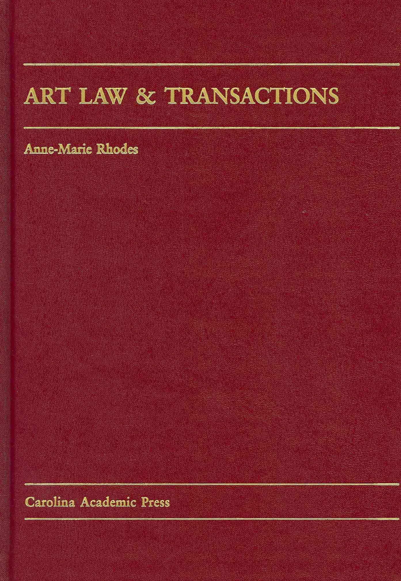 Art Law & Transactions