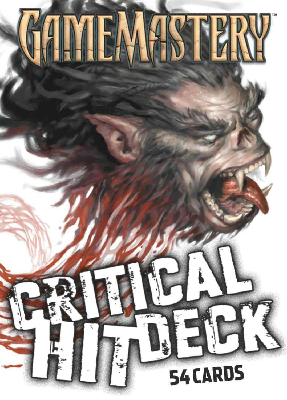 Critical Hit Deck (Cards)