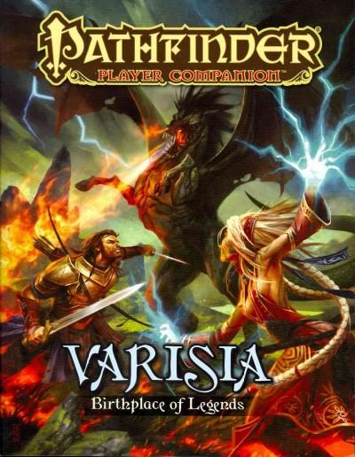 Varisia, Birthplace of Legends (Paperback)