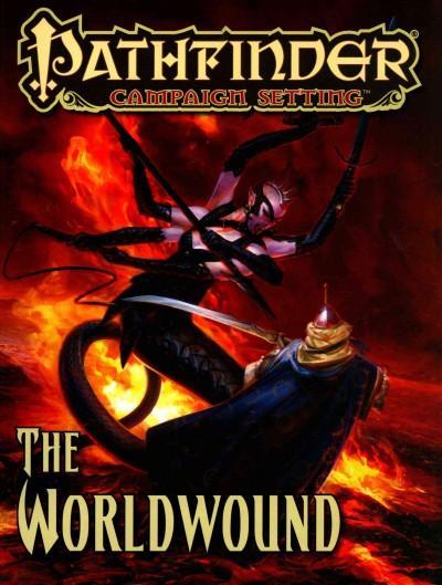 The Worldwound (Paperback)
