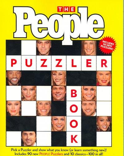 The People Puzzler Book (Paperback)
