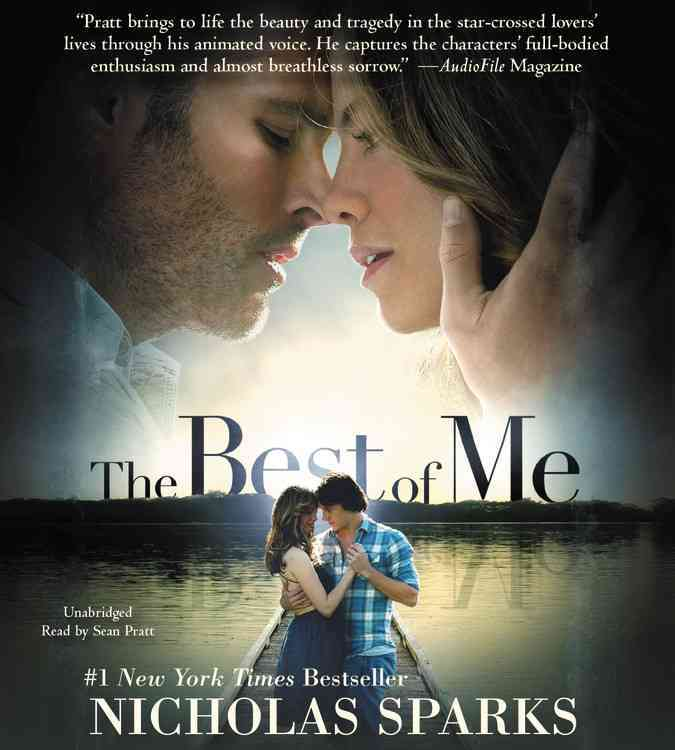The Best of Me (CD-Audio)