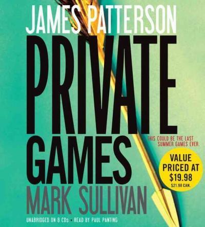 Private Games (CD-Audio)