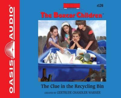 The Clue in the Recycling Bin (CD-Audio)