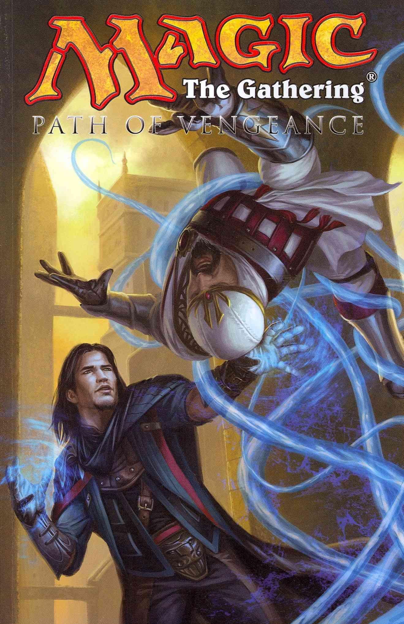 Magic: the Gathering 3: Path of Vengeance (Paperback)