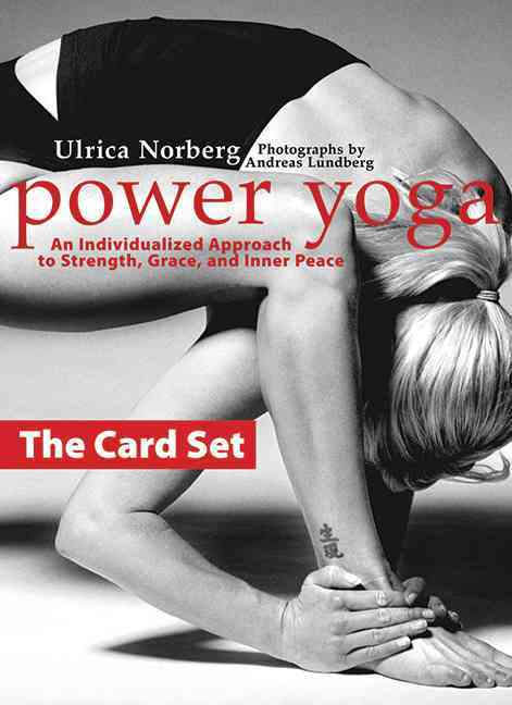 Power Yoga: An Individualized Approach to Strength, Grace, and Inner Peace (Cards)