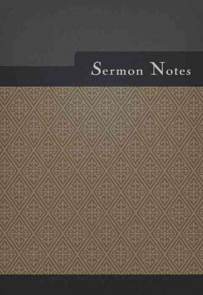 Sermon Notes: Male Design (Paperback)
