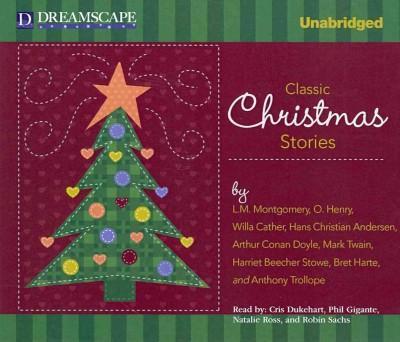 Classic Christmas Stories (CD-Audio)