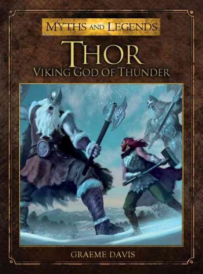 Thor: Viking God of Thunder (Paperback)