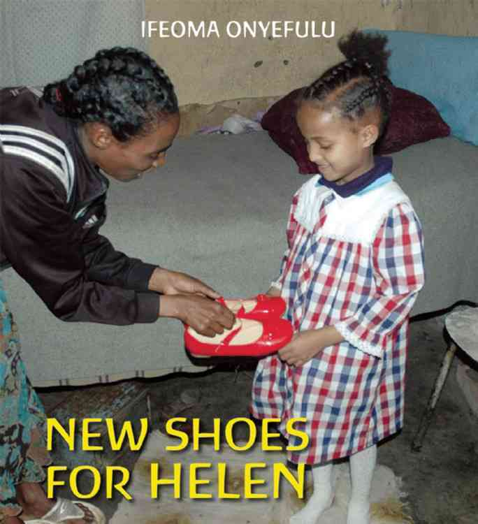 New Shoes for Helen (Hardcover)