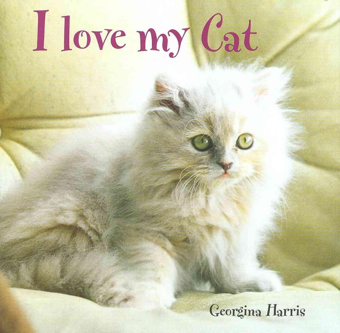 I Love My Cat (Hardcover)