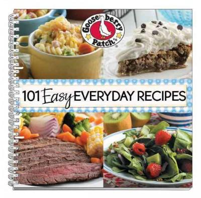 101 Easy Everyday Recipes (Paperback)