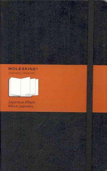 Moleskine Japanese Album (Notebook / blank book)