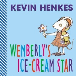 Wemberly's Ice-Cream Star (Board book)