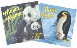 Mama Mama/ Papa Papa: Papa Papa : a Flip Board Book (Board book)