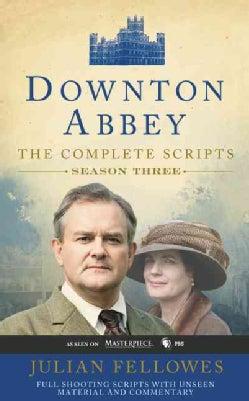 Downton Abbey Script Book Season 3 (Paperback)