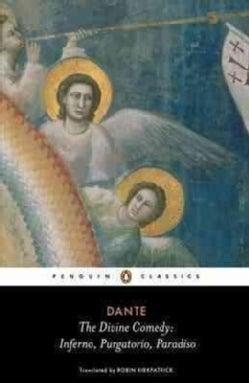 The Divine Comedy: Inferno, Purgatorio, Paradiso (Paperback)