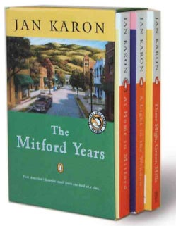 The Mitford Years: At Home in Mitford, a Light in the Window, These High, Green Hills (Paperback)