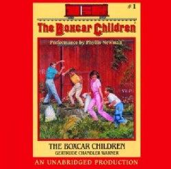 The Boxcar Children (CD-Audio)