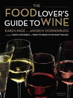The Food Lover&#39;s Guide to Wine (Hardcover)