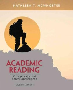 Academic Reading: College Major and Career Applications (Paperback)