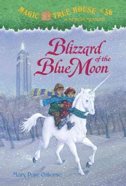 Blizzard of the Blue Moon (Paperback)
