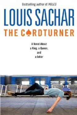 The Cardturner: A Novel About a King, a Queen, and a Joker (Paperback)