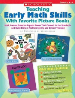 Teaching Early Math Skills With Favorite Picture Books (Paperback)