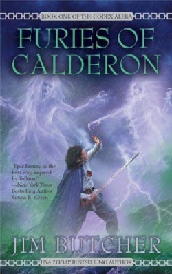 Furies of Calderon (Paperback)