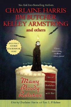 Many Bloody Returns: Tales of Birthdays With Bite (Paperback)