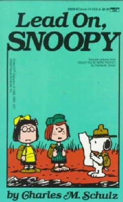 Lead On, Snoopy (Paperback)
